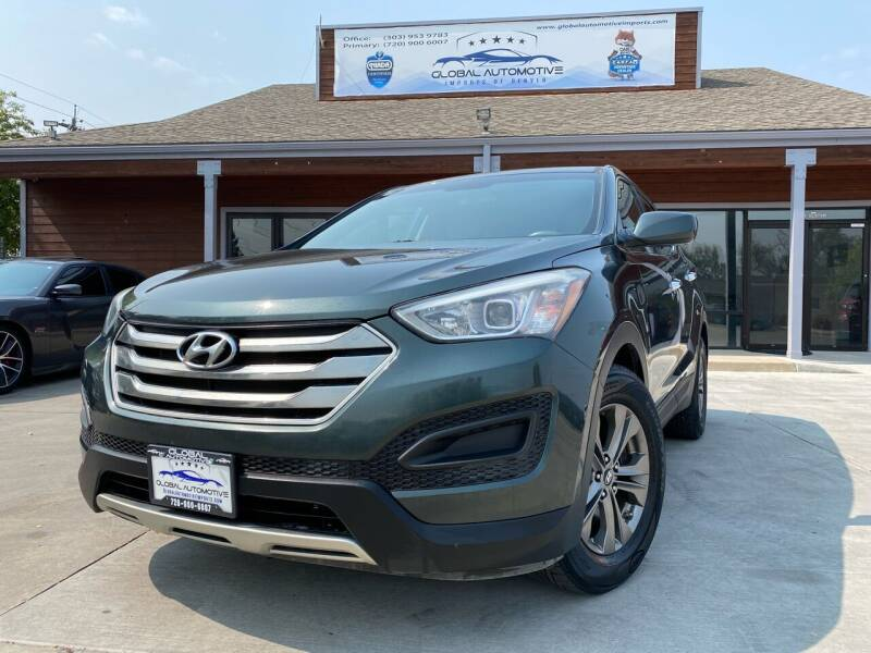 2013 Hyundai Santa Fe Sport for sale at Global Automotive Imports in Denver CO