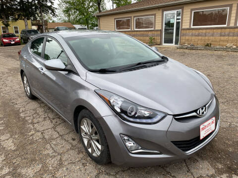2014 Hyundai Elantra for sale at Truck City Inc in Des Moines IA