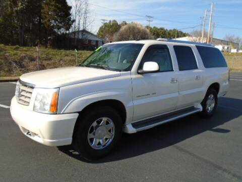 2005 Cadillac Escalade ESV for sale at Atlanta Auto Max in Norcross GA