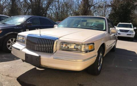 1997 Lincoln Town Car for sale at Limited Auto Sales Inc. in Nashville TN