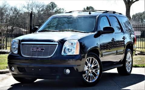 2013 GMC Yukon for sale at Texas Auto Corporation in Houston TX