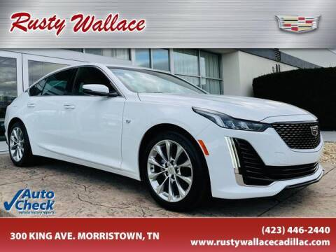 2021 Cadillac CT5 for sale at RUSTY WALLACE CADILLAC GMC KIA in Morristown TN