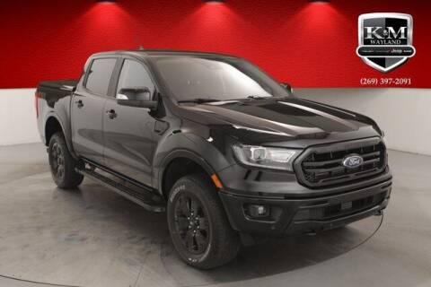 2019 Ford Ranger for sale at K&M Wayland Chrysler  Dodge Jeep Ram in Wayland MI