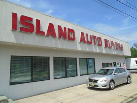 2014 Nissan Altima for sale at Island Auto Buyers in West Babylon NY