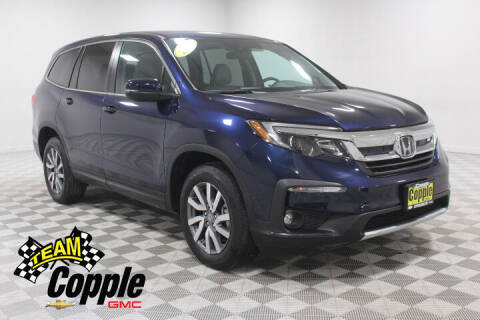 2019 Honda Pilot for sale at Copple Chevrolet GMC Inc in Louisville NE