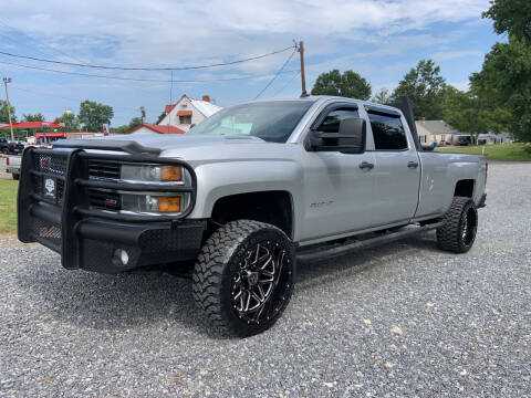2015 Chevrolet Silverado 3500HD for sale at Priority One Auto Sales - Priority One Diesel Source in Stokesdale NC