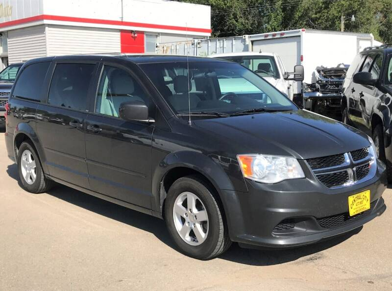 2012 Dodge Grand Caravan for sale at Central City Auto West in Lewistown MT
