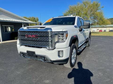 2020 GMC Sierra 2500HD for sale at Jacks Auto Sales in Mountain Home AR