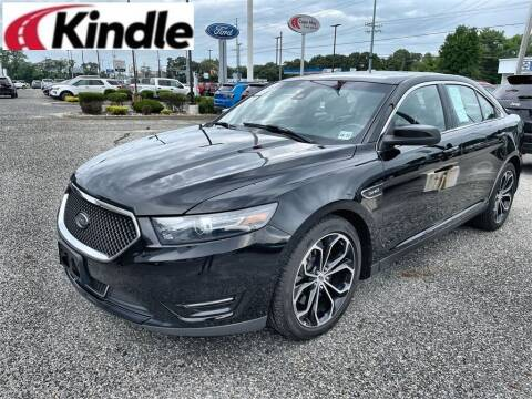2018 Ford Taurus for sale at Kindle Auto Plaza in Cape May Court House NJ