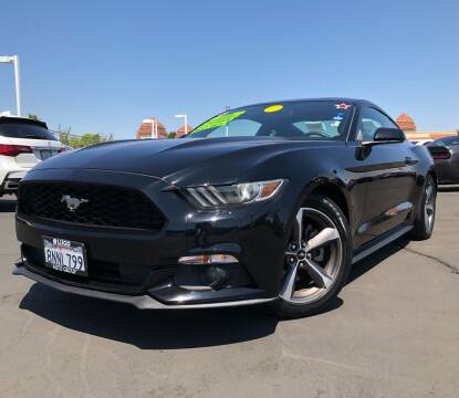 2015 Ford Mustang for sale at LUGO AUTO GROUP in Sacramento CA