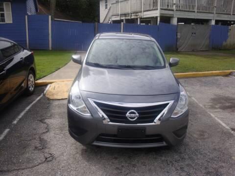 2018 Nissan Versa for sale at Mikano Auto Sales in Orlando FL