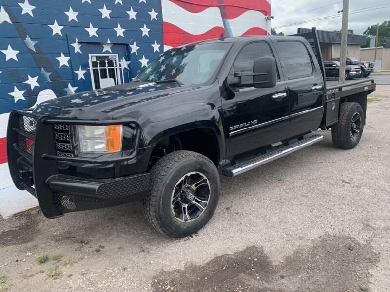 2013 GMC Sierra 2500HD for sale at The Truck Lot LLC in Lakeland FL