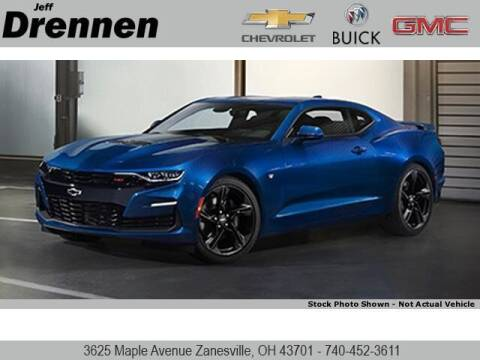 2021 Chevrolet Camaro for sale at Jeff Drennen GM Superstore in Zanesville OH