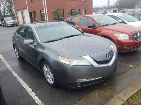 2009 Acura TL for sale at Credit Cars LLC in Lawrenceville GA