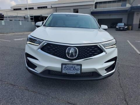 2020 Acura RDX for sale at CU Carfinders in Norcross GA