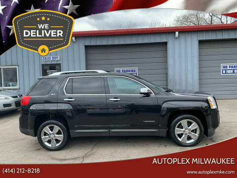 2014 GMC Terrain for sale at Autoplex 3 in Milwaukee WI