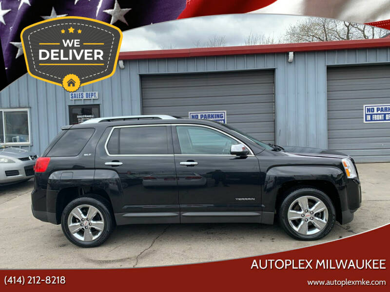 2014 GMC Terrain for sale at Autoplex Milwaukee in Milwaukee WI