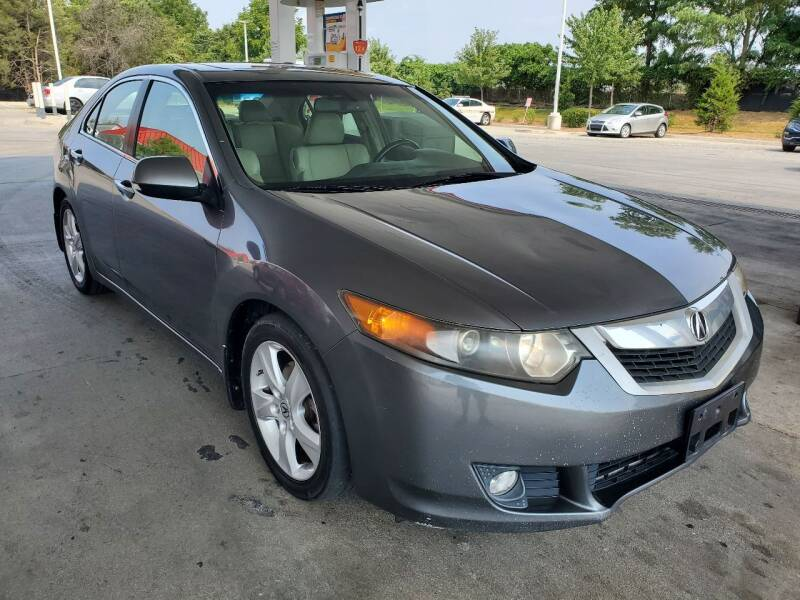 2009 Acura TSX for sale at M & M Auto Brokers in Chantilly VA