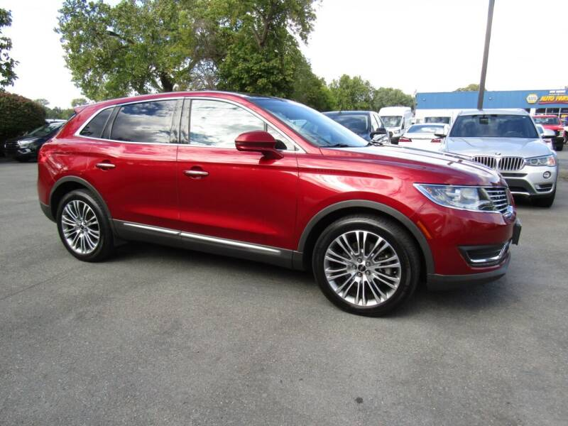 2016 Lincoln MKX for sale at 2010 Auto Sales in Troy NY