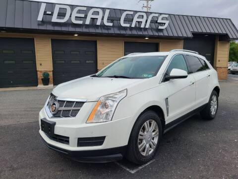 2012 Cadillac SRX for sale at I-Deal Cars in Harrisburg PA