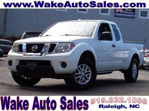 2015 Nissan Frontier for sale at Wake Auto Sales Inc in Raleigh NC