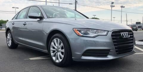 2014 Audi A6 for sale at Car Culture in Warren OH
