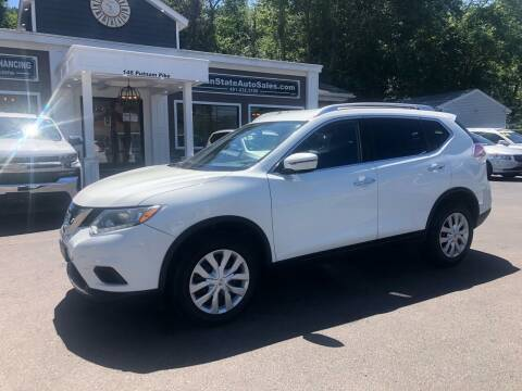 2016 Nissan Rogue for sale at Ocean State Auto Sales in Johnston RI