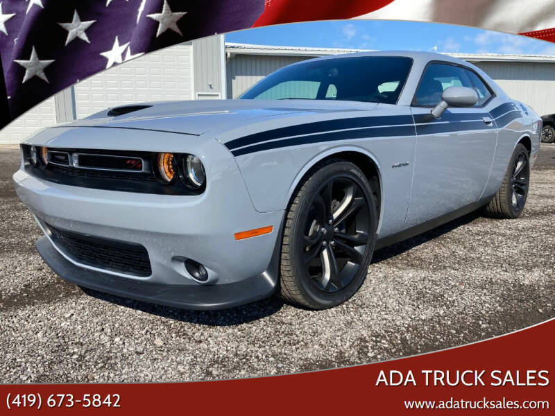 2021 Dodge Challenger for sale at Ada Truck Sales in Ada OH