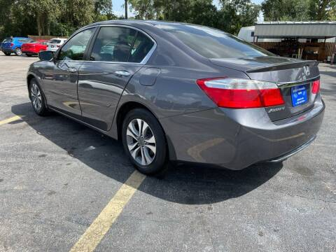 2014 Honda Accord for sale at QUALITY PREOWNED AUTO in Houston TX