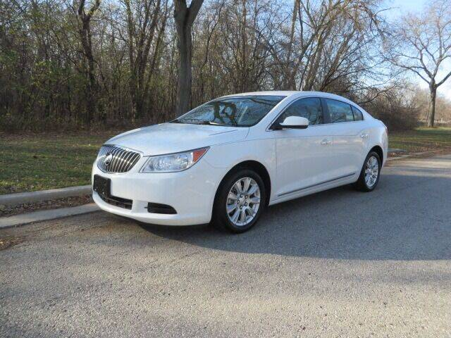 2013 Buick LaCrosse for sale at EZ Motorcars in West Allis WI