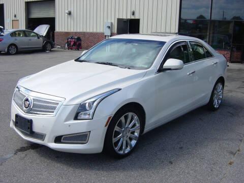 2014 Cadillac ATS for sale at North South Motorcars in Seabrook NH