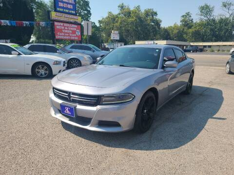 2015 Dodge Charger for sale at Right Choice Auto in Boise ID