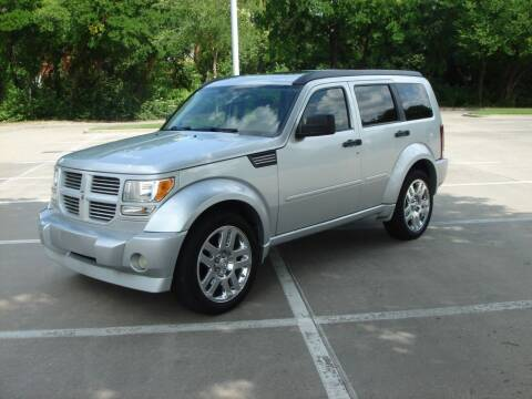 2007 Dodge Nitro for sale at ACH AutoHaus in Dallas TX