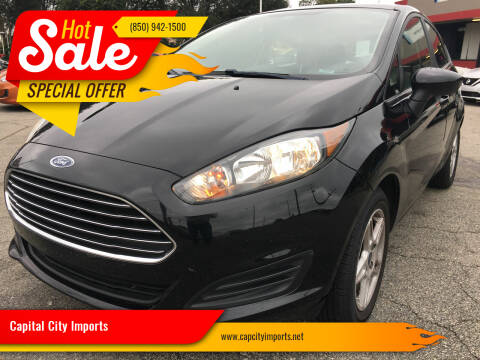 2017 Ford Fiesta for sale at Capital City Imports in Tallahassee FL