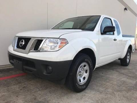 2016 Nissan Frontier for sale at CARS ICON INC in Rosenberg TX