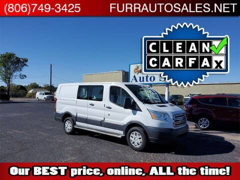 2015 Ford Transit Cargo for sale at FURR AUTO SALES in Lubbock TX