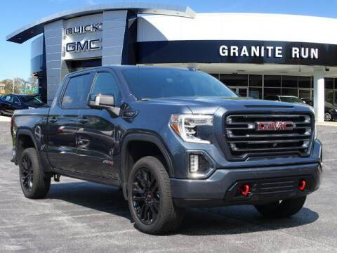 2021 GMC Sierra 1500 for sale at GRANITE RUN PRE OWNED CAR AND TRUCK OUTLET in Media PA