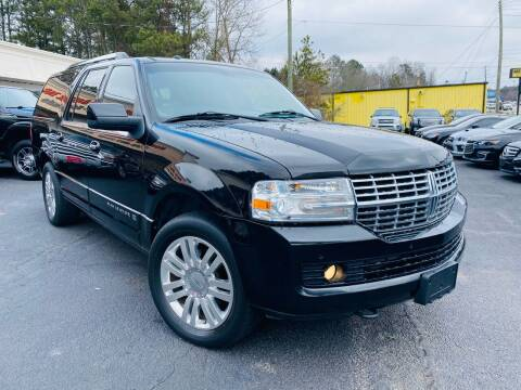 2013 Lincoln Navigator L for sale at North Georgia Auto Brokers in Snellville GA