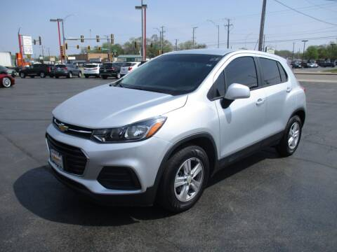 2020 Chevrolet Trax for sale at Windsor Auto Sales in Loves Park IL