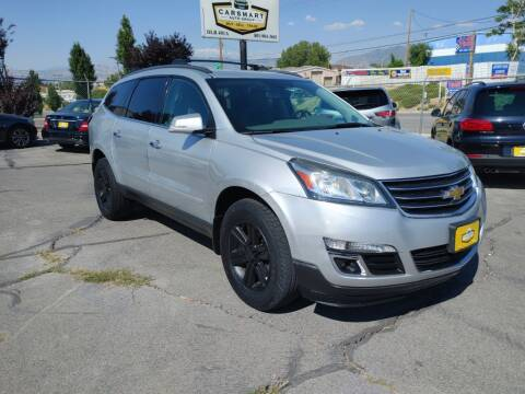2014 Chevrolet Traverse for sale at CarSmart Auto Group in Murray UT