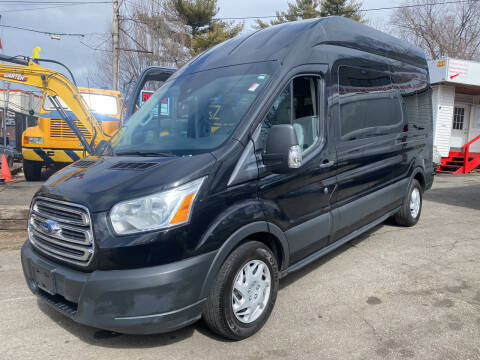 2015 Ford Transit Passenger for sale at White River Auto Sales in New Rochelle NY