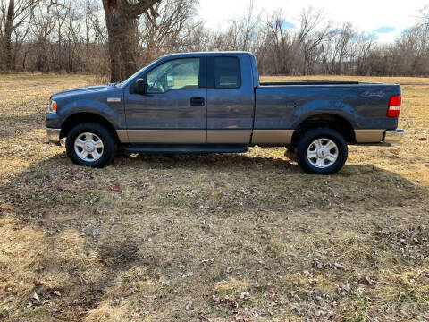 2004 Ford F-150 for sale at Rustys Auto Sales - Rusty's Auto Sales in Platte City MO