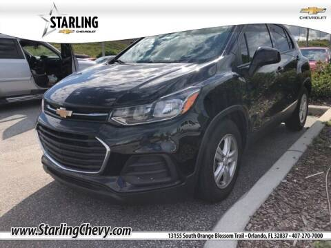 2020 Chevrolet Trax for sale at Pedro @ Starling Chevrolet in Orlando FL