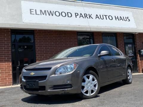 2012 Chevrolet Malibu for sale at Elmwood Park Auto Haus in Elmwood Park IL