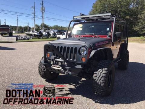 2012 Jeep Wrangler for sale at Dothan OffRoad And Marine in Dothan AL