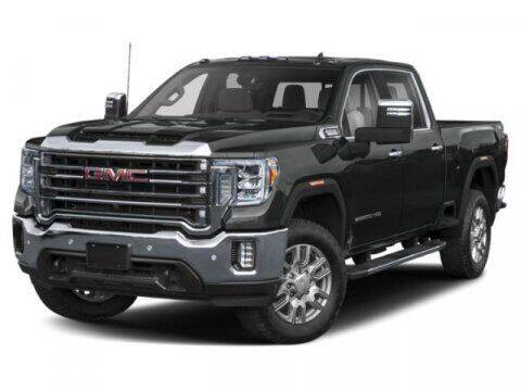 2022 GMC Sierra 3500HD for sale at Griffin Buick GMC in Monroe NC