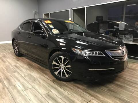 2016 Acura TLX for sale at Golden State Auto Inc. in Rancho Cordova CA