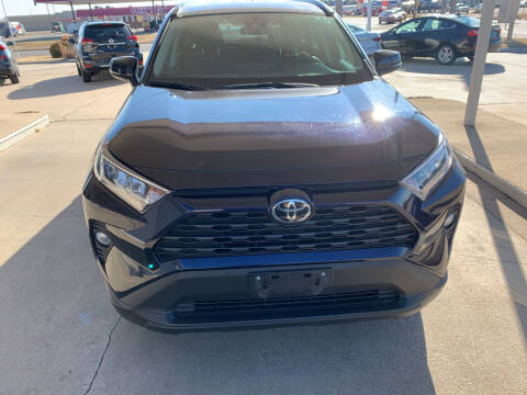 2020 Toyota RAV4 for sale at S & S Sports and Imports in Newton KS