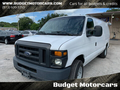 2012 Ford E-Series Cargo for sale at Budget Motorcars in Tampa FL