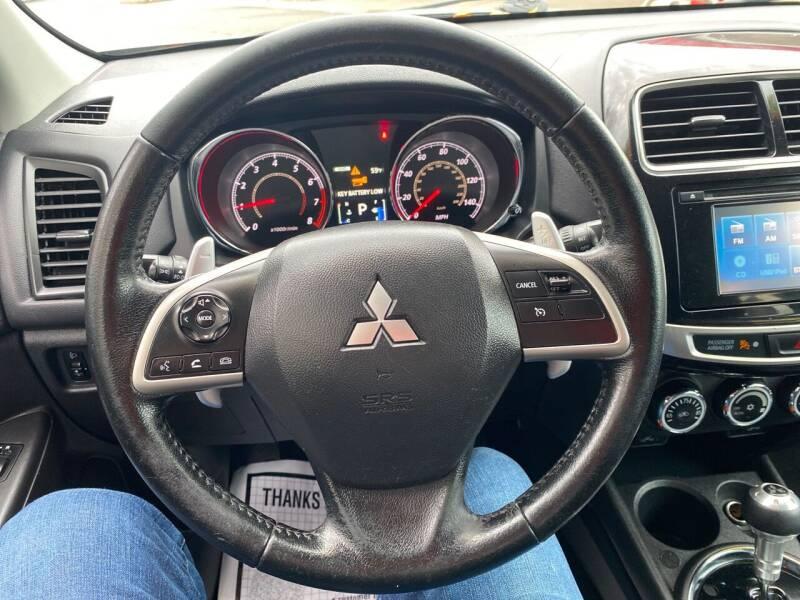 2015 Mitsubishi Outlander Sport AWD SE 4dr Crossover - Elizabeth NJ